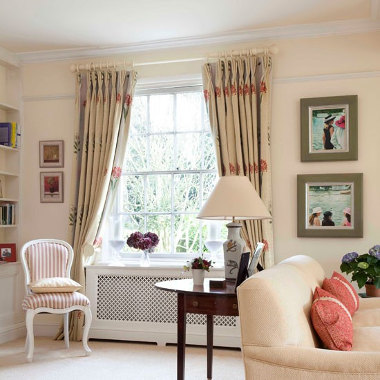 Sash windows the wow factor with the right window treatment